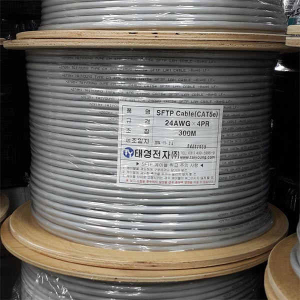 Style : Category 5e 